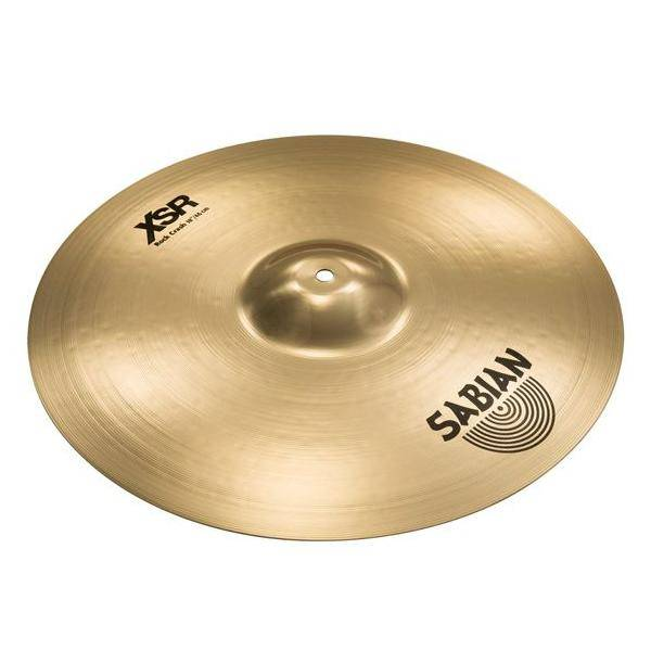 "XSR1609B 16"" Rock Crash SABIAN"