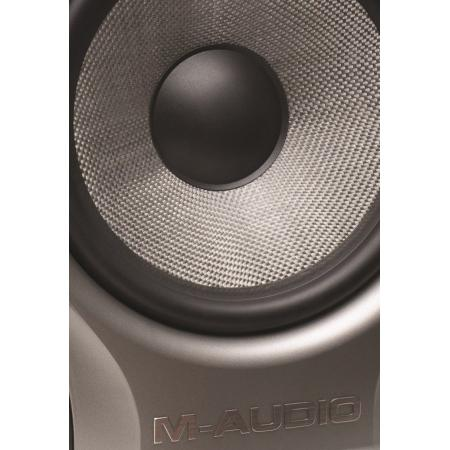 M AUDIO BX5 CARBON Monitor estudio biamplificado 7