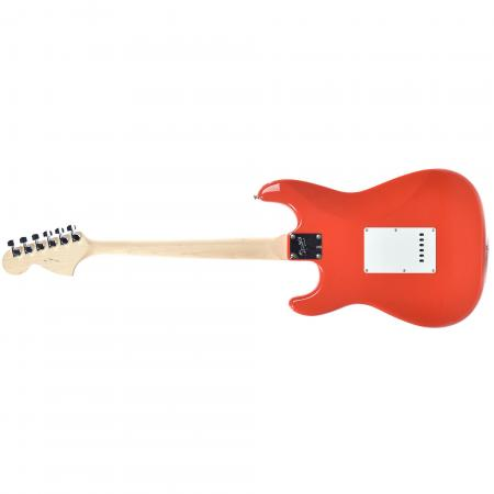 Squier Affinity Stratocaster RW Race Red Guitarra elécrica