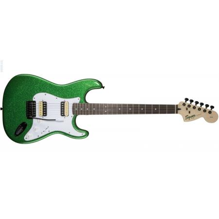 Squier Affinity Ltd FSR Stratocaster HH Candy Green Sparkle