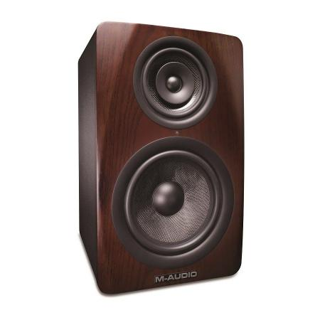 M AUDIO M3 8 MonitorUnidadestudio activo 3 vias Black