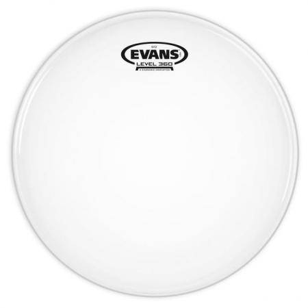 PARCHE TOM EVANS G12 COATED 2 capas blanco rugoso 16