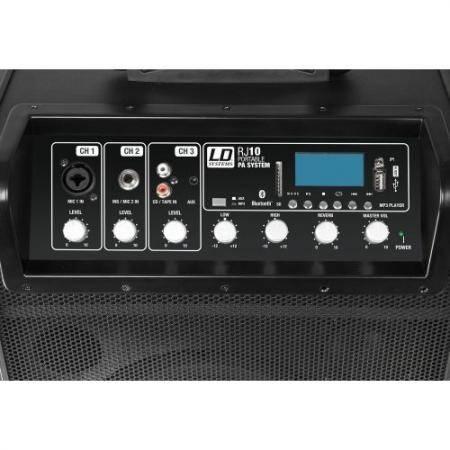 Altavoz Bluetooth Por Batería Con Mezclador LD Systems