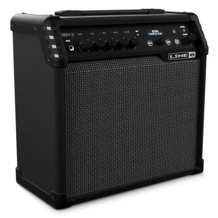 Line 6 Spider V 30 Amplificador guitarra