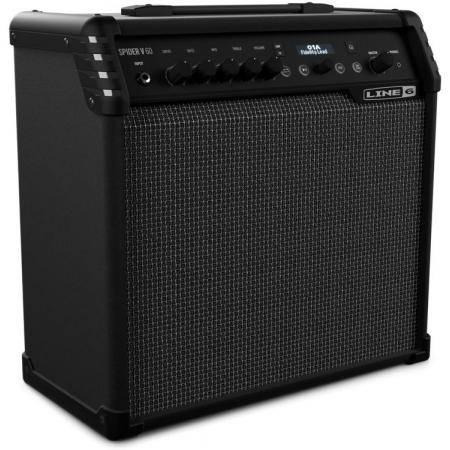 Line 6 Spider V 60 Amplificador guitarra