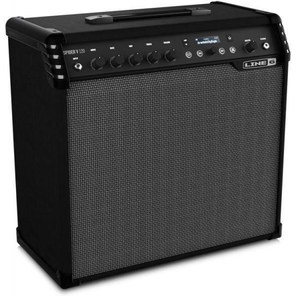 Line 6 Spider V 120 Amplificador guitarra