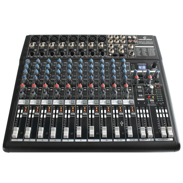 Soundstation NEOMIX-802 UFX AUDIO MIXER Mesa Mezclas