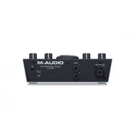 M AUDIO M TRACK HUB Interface Audio USB Hub de 3 Puertos