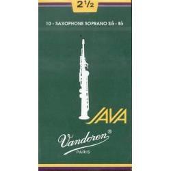 Vandoren Caña Saxo Soprano Java 3
