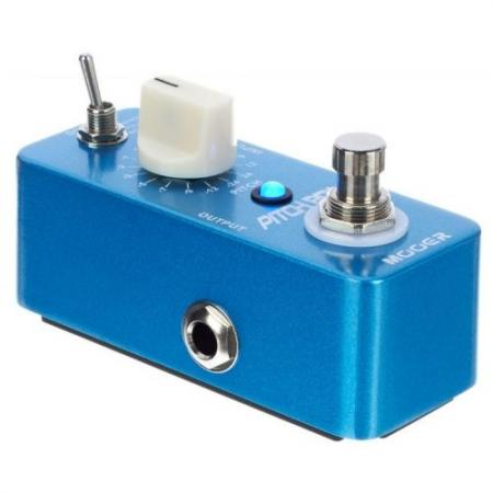 Mooer Pitch Box Pedal Guitarra
