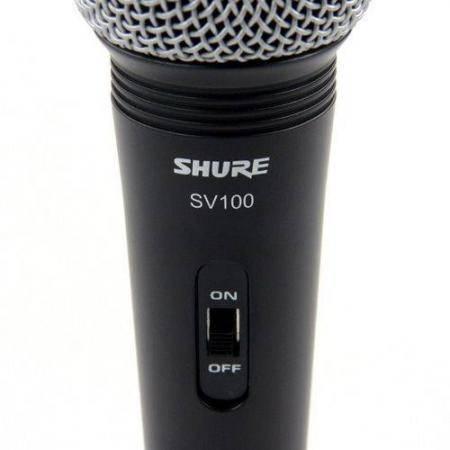 Micrófono Multiusos Shure SV 100