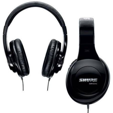 Shure SRH240 Auriculares