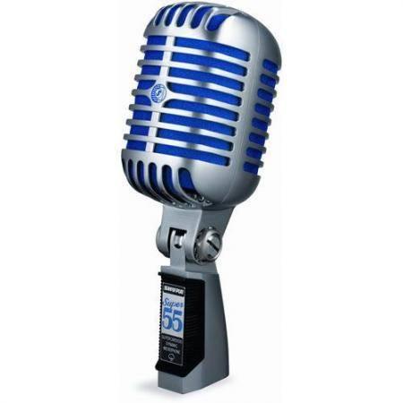 Shure Super 55 deluxe Micrófono dinámico