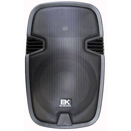 Ek Audio M04PA12PB Equipo PA completo
