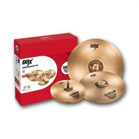 B8X Performance Set SABIAN