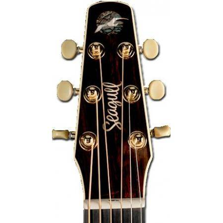 Seagull Artist Mosaic Element Guitarra Eléctroacústica