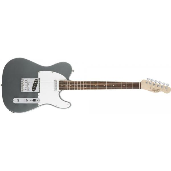 Squier Affinity Series™ Telecaster®, Rosewood Fingerboard, Slick Silver