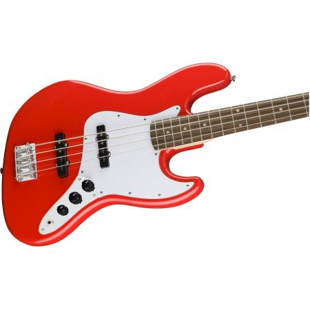 Squier Affinity Jazz Bass®, Rosewood Fingerboard, Race Red