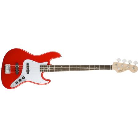 SQUIER AFFINITY JAZZ BASS RACE RED BAJO ELÉCTRICO