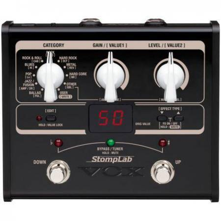 VOX StompLab IG Pedal Multiefecto