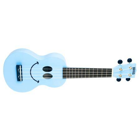 MAHALO SMILE LIGHT BLUE UKELELE