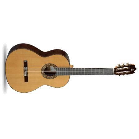 Alhambra 4P E1 Guitarra Clásica Electrificada