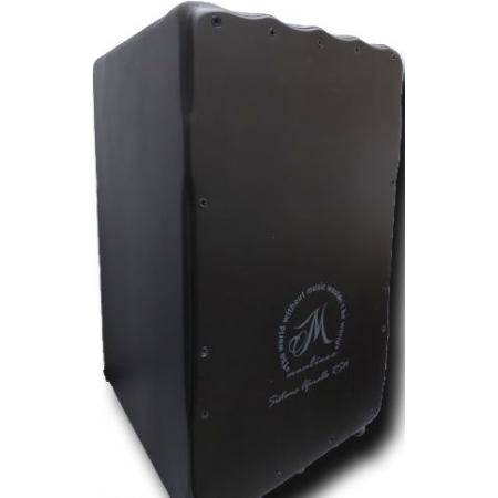 MARTINEZ ELITE NEGRO CAJÓN FLAMENCO
