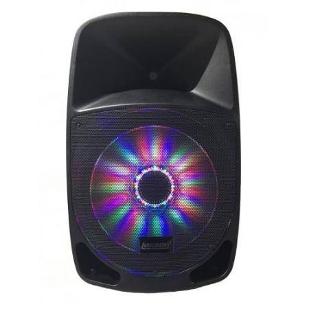 "Lexsen PSA15AL Altavoz Amplificado 15"" LED con Bluetooth"