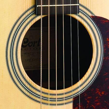 Cort MR600F NS Guitarra electroacústica