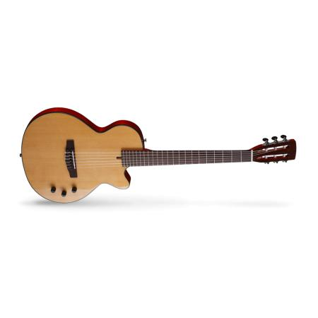 Cort Sunset Nylectric Nat Guitarra Acustica
