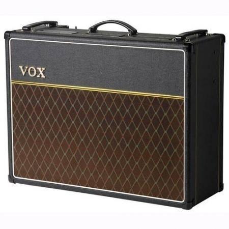 VOX AC15C2 Twin Amplificador Guitarra Valvulas 15 Watios
