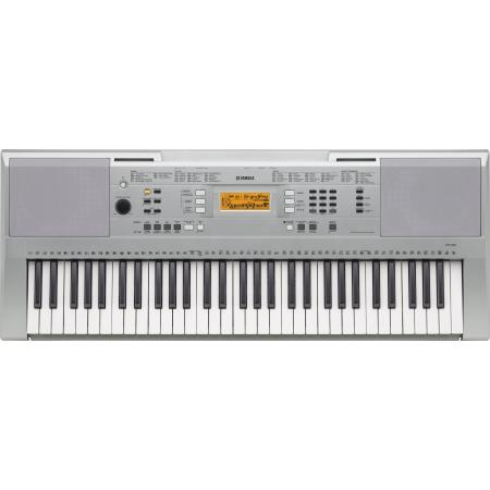 YAMAHA YPT340 DARK GREY TECLADO DIGITAL