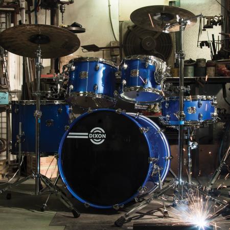 BZ522 BLAZE Metallic Blue Dixon