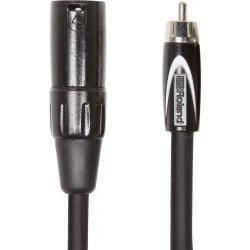 Roland RCC10RCXM Cable de interconexión Xlr-Rca 3 Metros