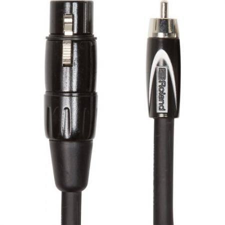 Roland RCC10RCXF Cable de interconexión Xlr-Rca 3 metros