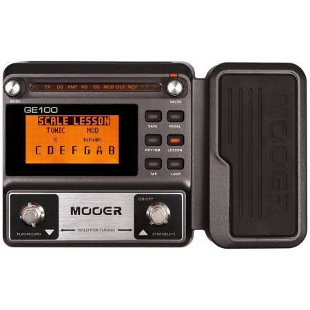 Mooer GE100 Pedalera Multiefectos