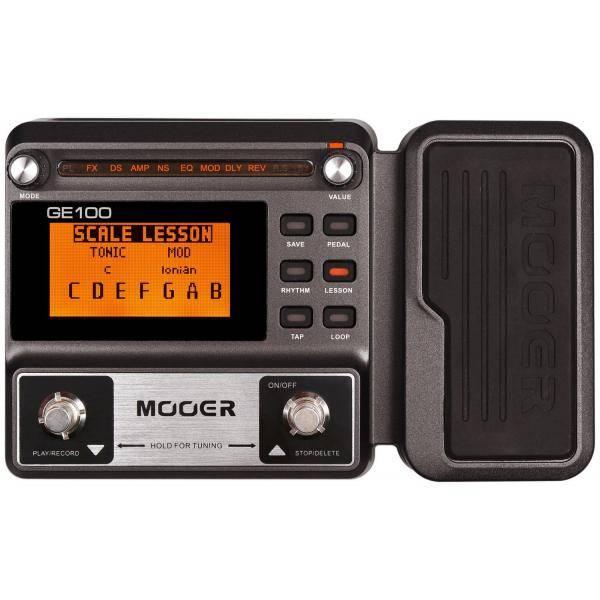 Comprar Mooer Ge100 Pedalera Multiefectos Guitarra Musicopolix