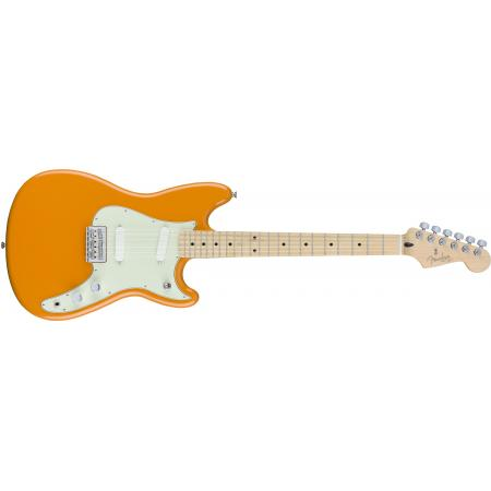 Fender Duo Sonic Duo-Sonic, MN, Capri Orange