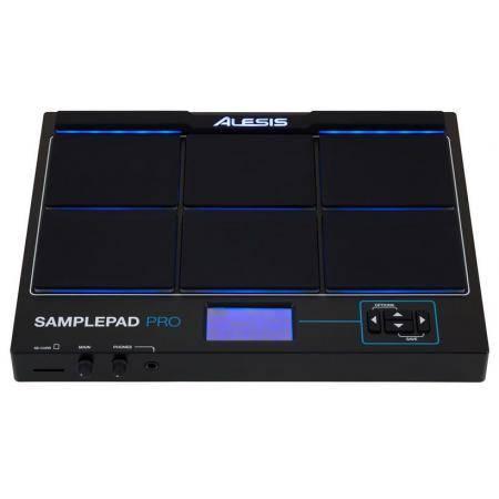 ALESIS Instrumento de Samples y Percusin de 8 Pads SAMPLEPADPRO