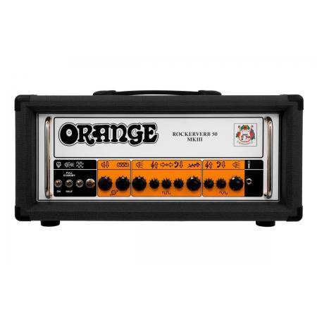 ORANGE ROCKERVERB 100H MKIII BK CABEZAL GUITARRA