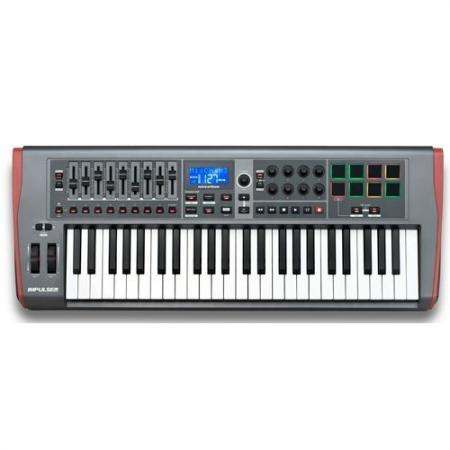 Novation Impulse 49 Teclado