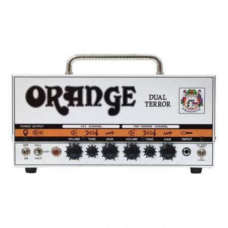 Orange Dual Terror Cabezal guitarra