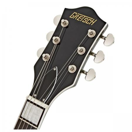Gretsch G2655 Streamliner™ Center Block Jr. with V-Stoptail, Broad'Tron Pickups, Torino Green, Guitarra eléctrica