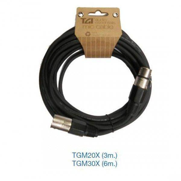 Cables para Microfono TGI