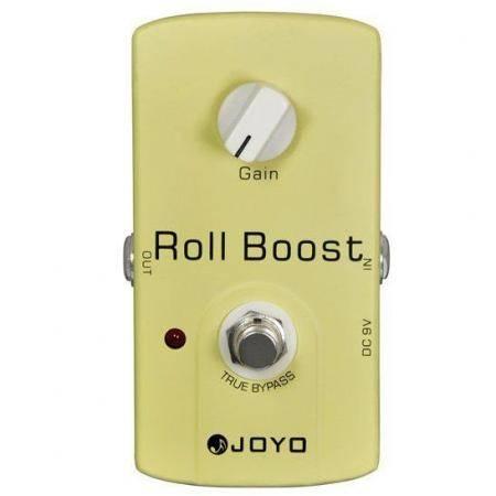 Joyo JF38 Roll Boost Pedal guitarra