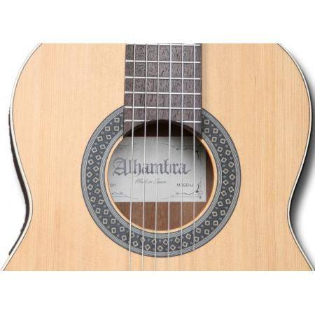 Alhambra Señorita OP 7/8 Guitarra clásica