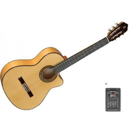 Alhambra 7 FC CT E2 Guitarra electroclásica