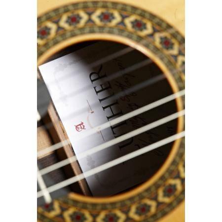 Alhambra Luthier India Guitarra clásica