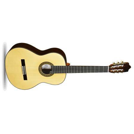 Alhambra Luthier Exotico Guitarra clásica