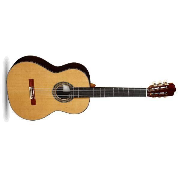 Alhambra Jose Miguel Moreno Serie C Guitarra eléctrica